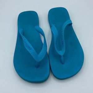 Havaianas Blue flip flop sandal 7/8